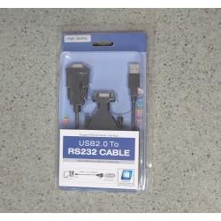 Převodník USB 2.0 - RS232