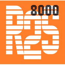 R2S 8000 - aktualizace z řady 7000